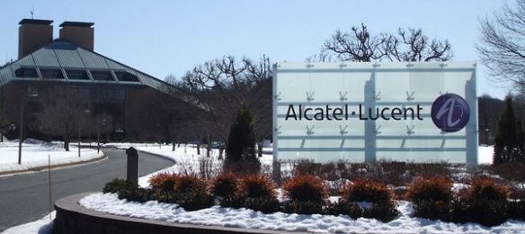 Alcatel-Lucent sede
