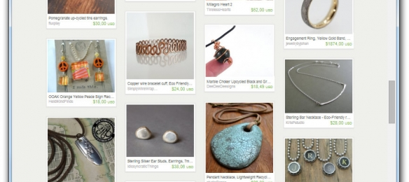 Etsy website
