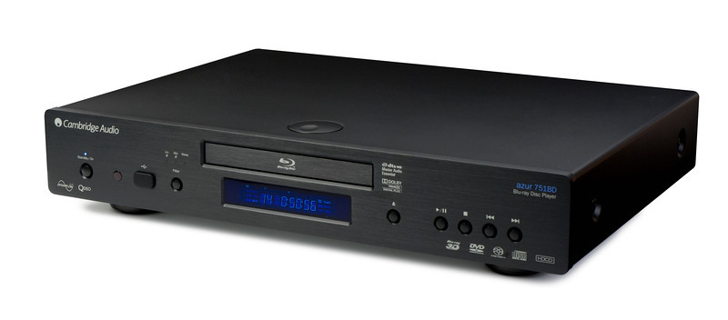 Cambridge Audio Leitor Blu-ray Azur BD751