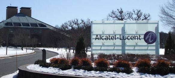 Alcatel-Lucent sede