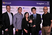 Imagine Cup World Champ - vencedores