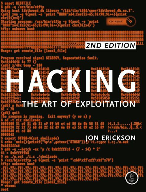 Aprender A Ser Hacker Com O Livro Quot Hacking The Art Of border=