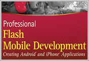 Livro Professional Flash Mobile Development - Creating Android and iPhone Applications